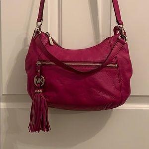 Michael Kors hobo handbag purse